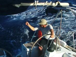 Skipper, hajóvezető, kapitány, sailing, vitorlázás, vitorlás oktatás, vizsga
