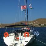 sailing, kiötő, útra készen