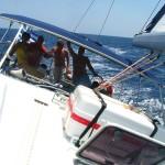 vitorlázás, sailing
